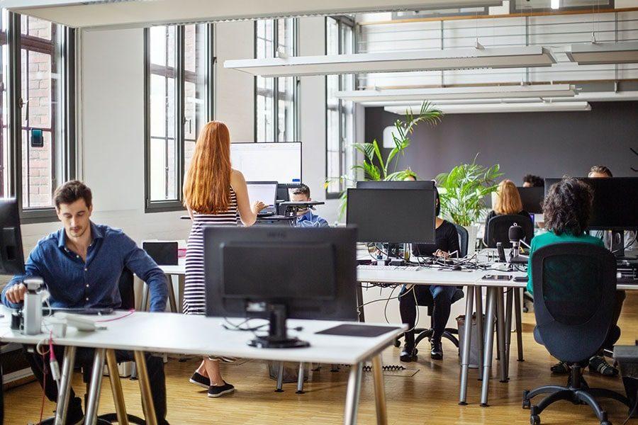 Bureaux, tertiaire & sièges sociaux