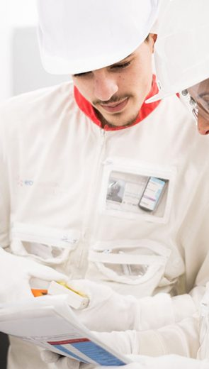 EDF renouvelle sa confiance à Onet Technologies pour 7 ans de PGAC à Blayais et à Golfech
