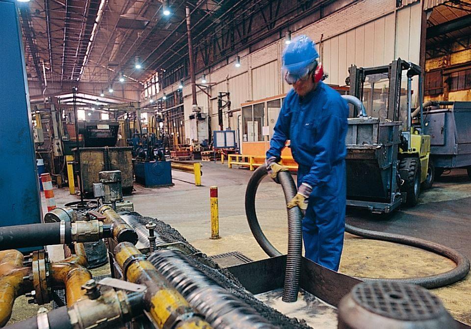 Industrie (lourde)