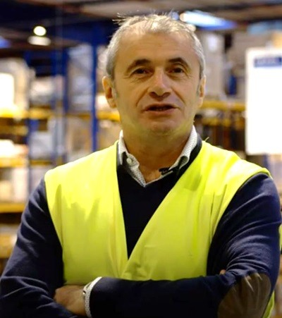 Onet Logistique - Interview Serge FONTANEL