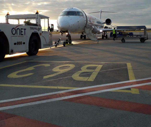 Décollage progressif de l'activité pour les agents de l'aéroport de Lyon St Exupéry