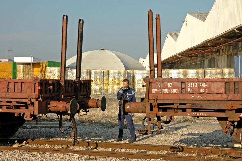 Onet Logistique expertise transport ferroviaire et ITE