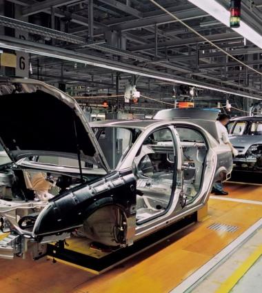 Onet Logistique chaîne d'assemblage Automobile