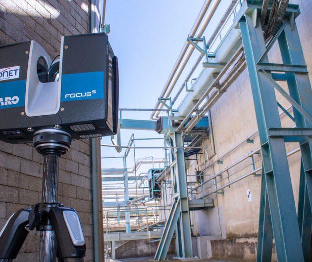 Scan laser 3D : un outil Onet Technologies pour mesurer et modéliser les installations