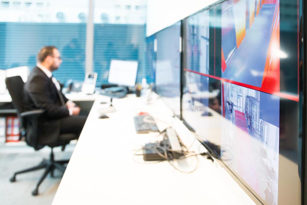 Onet Solutions de sécurité Intégrées Télévidéo-surveillance