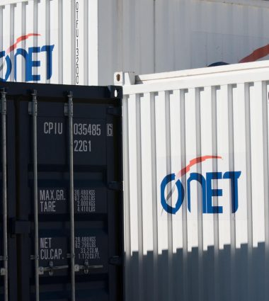 Onet Technologies - Sogeval solutions sur conteneurs