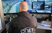 Onet Sécurité - Agent de sécurité qui fait de la vidéo-surveillance