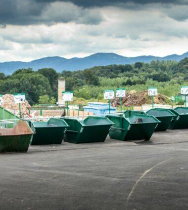 Gestion de déchets industriels sur site client Onet