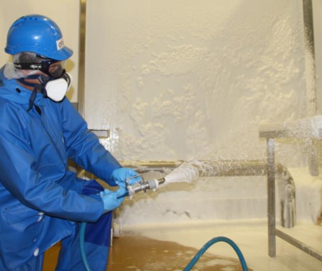 Onet Propreté et Services présente ses techniques d'hygiène en industrie agroalimentaire au salon CFIA