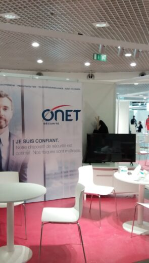 Onet Sécurité au Security & Safety Meetings 2020