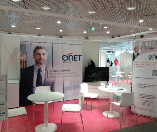 Onet Sécurité au Security & Safety Meetings 2020