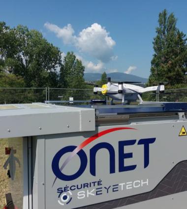 Onet sécurité par drone - bénéfices opérationnels
