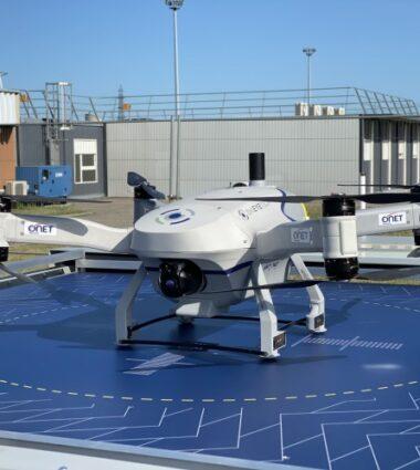 Onet Sécurité Drone - déploiement autonome