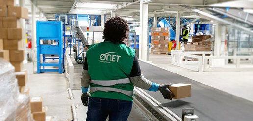 Onet Logistique et Chronopost