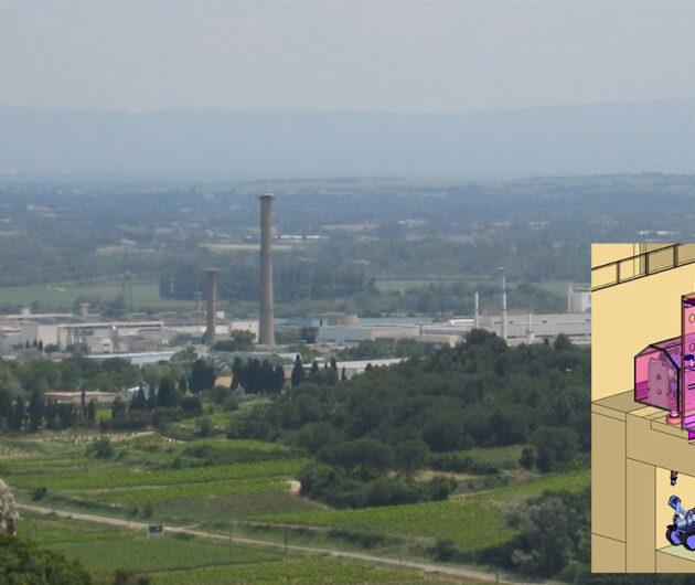 Nouveau marché de reprise et de conditionnement de déchets au CEA/Marcoule