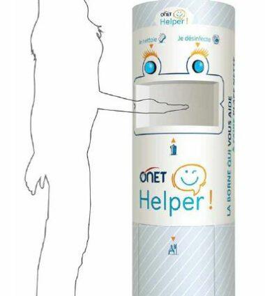 Borne Onet Helper
