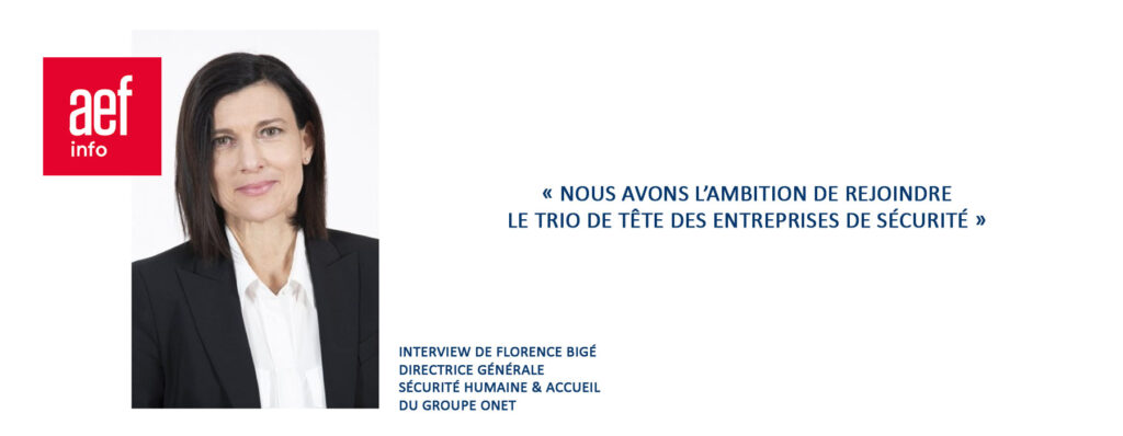 Florence Bigé Interview AEF