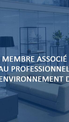 Onet Accueil, Membre Associé de l'ARSEG