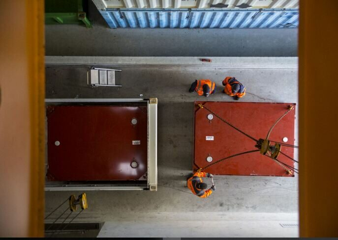 Zone de stockage Sogeval - Onet Technologies