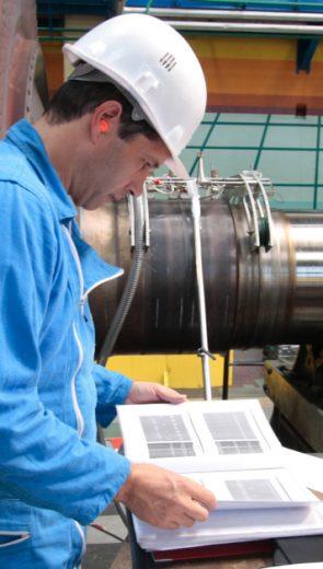 Allonger la durée de vie des installations nucléaires grâce au CND
