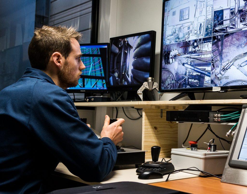 Onet Technologies présente ses avancées en matière de démantèlement nucléaire - Onet Technologies