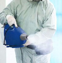Désinfection à l'ozone - Onet Propreté & Services