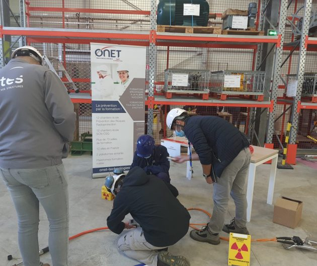 Onet Technologies Formation : partenaire de la Journée Sécurité du GIP NO